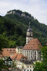Königstein - Elbsandsteingebirge