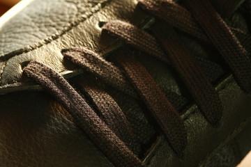 Old sport shoe scene.
