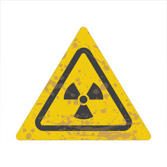 Warning/Street Sign - Toxic