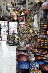 Al Fahidi Historical and Dubai Old Souq Neighbourhood, Dubai, United Arab Emirates