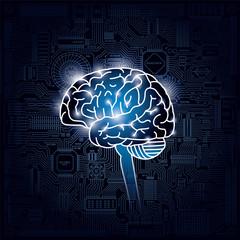 脳と集積回路