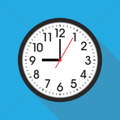 office clock icon