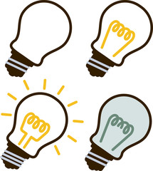 Light bulb set