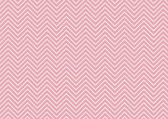 Pink zigzag stripes pattern