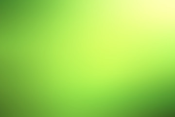 spring light green blur background, glowing blurred design, summer background for design wallpaper Fototapete