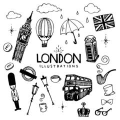 London Illustration Pack