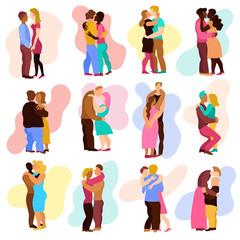 Love Hugs Set