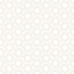 Vector seamless abstract subtle pattern. Modern stylish stripes texture. Repeating geometric tiles