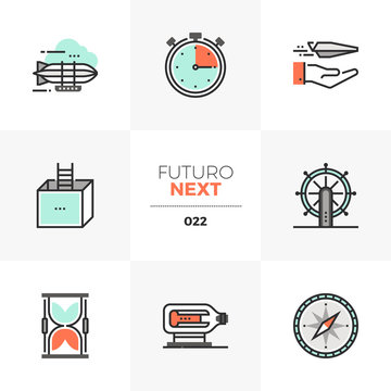Business Perspectives Futuro Next Icons