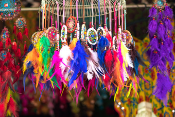 Dream Catcher full colors for sale in Thailand.