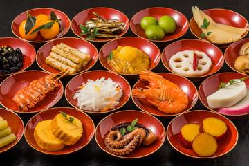 懐石料理 Traditional Japanese meal brought in courses