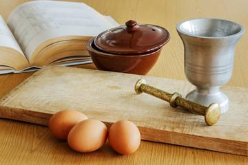 Culinary Arts prepare ingredients