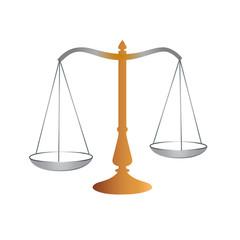 design element symbol scales legal icon law theme