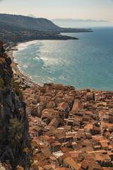 Sycylia (łac. Sicilia) -  Cefalu