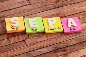 post-it acronyme : SEPA
