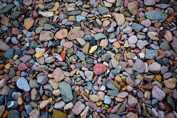 Shades of Pebbles