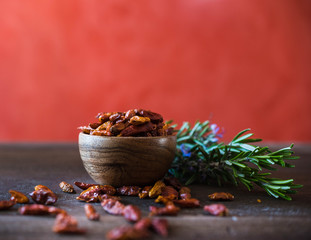 Sun Dried Tomato and Rosemary