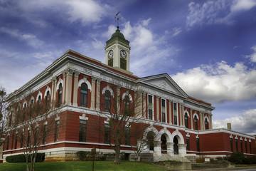 Calhoun County Alabama Courthouse