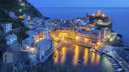 Fototapete - Vernazza, Cinque Terre, Italy