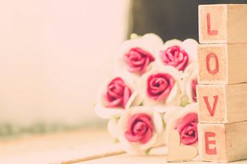 love word block