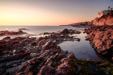 Coastal Magic with silky smooth waves