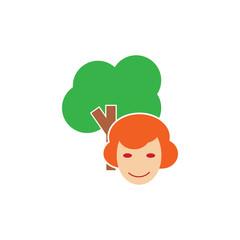 Mother Tree Logo Icon Design