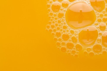 Orange juice Background