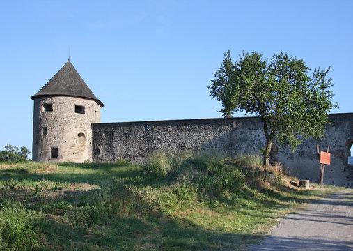 Castle Bzovik, Slovakia