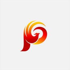 Letter P Phoenix