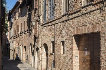 Citta della Pieve, Perugia, Italy, historic city