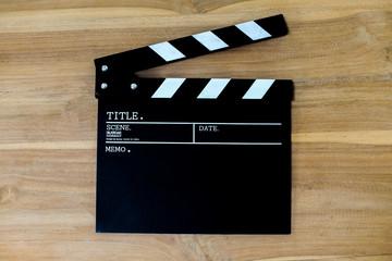 Movie clapper board,Movie Production