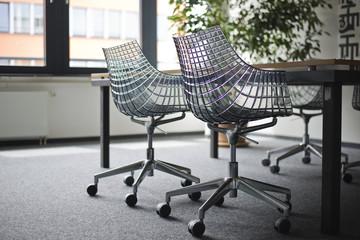 Moderner Stuhl im Büro