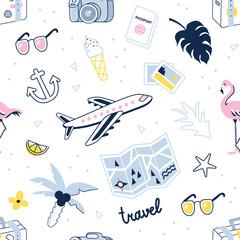 travel pattern