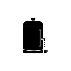 tea machine icon.Element of popular home appliances icon. Premium quality graphic design. Signs, symbols collection icon for websites, web design,