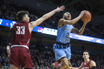 NCAA Basketball: St. Joseph at Rhode Island