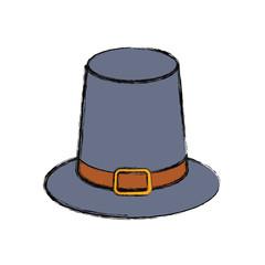 pilgrim hat icon image