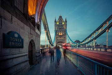 Life on The Tower Bridge