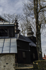 Beskidzkie cerkwie