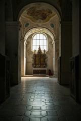 Kloster St. Emeram in Regensburg