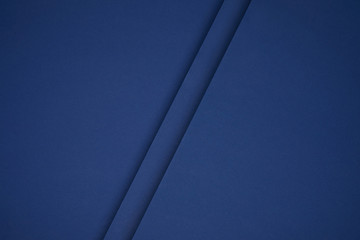 dark blue geometric paper background
