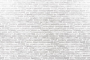 Abstract weathered textured on white brick wall background.