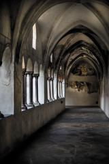 Chiostro medievale di Bressanone