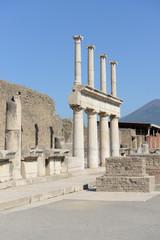 Pompei Ruins - Italy
