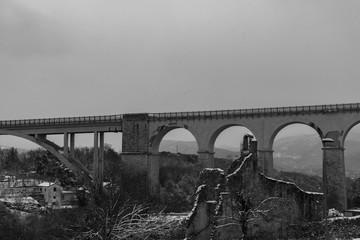 Isernia, ponte di S. Spirito