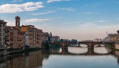 Firenze, panorama da Ponte Vecchio