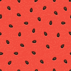 Seamless watermelon texture background