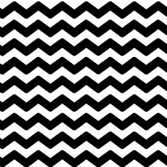 Pattern in zigzag. Classic chevron seamless pattern