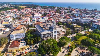 Stone town, Zanzibar, Tanzania.