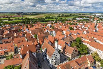Nordlingen, Bavaria, Germany