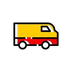 transportation icon logo